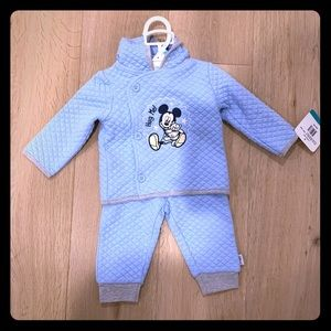 Disney Baby Mickey Outfit Set